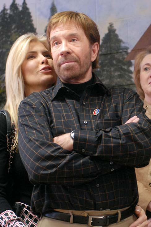 Chuck Norris - Gallery Colection