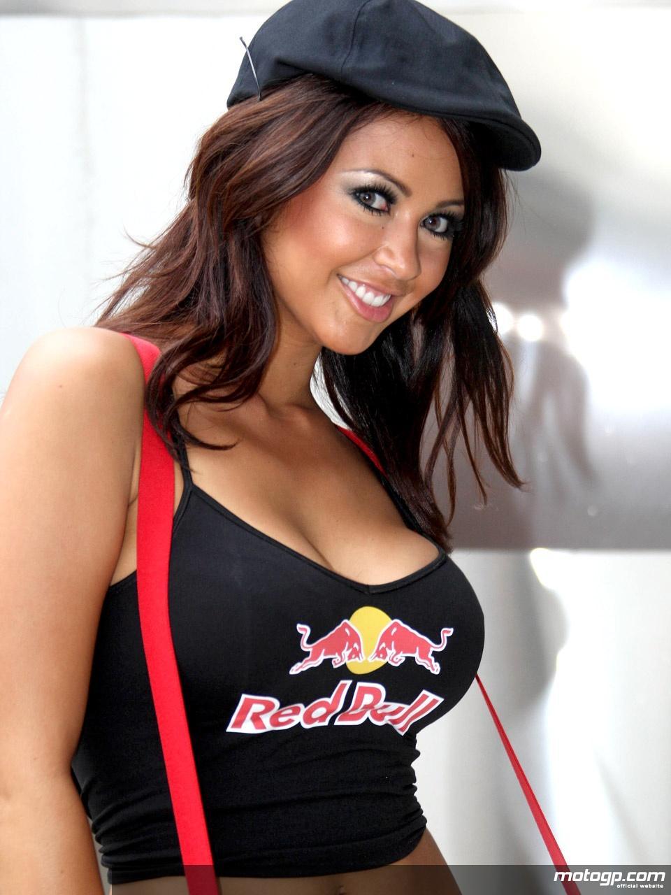 Red Bull Girl