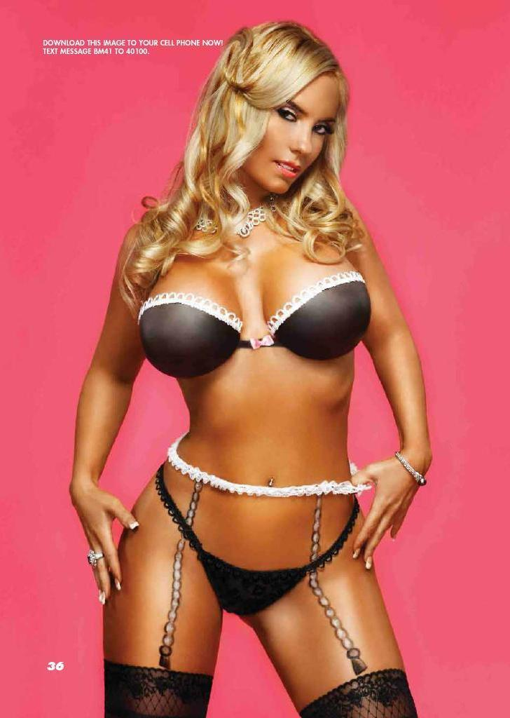 Cocos Measurements http://officialmancard.com/blog/saturday-hottie-nicole-coco-austin/