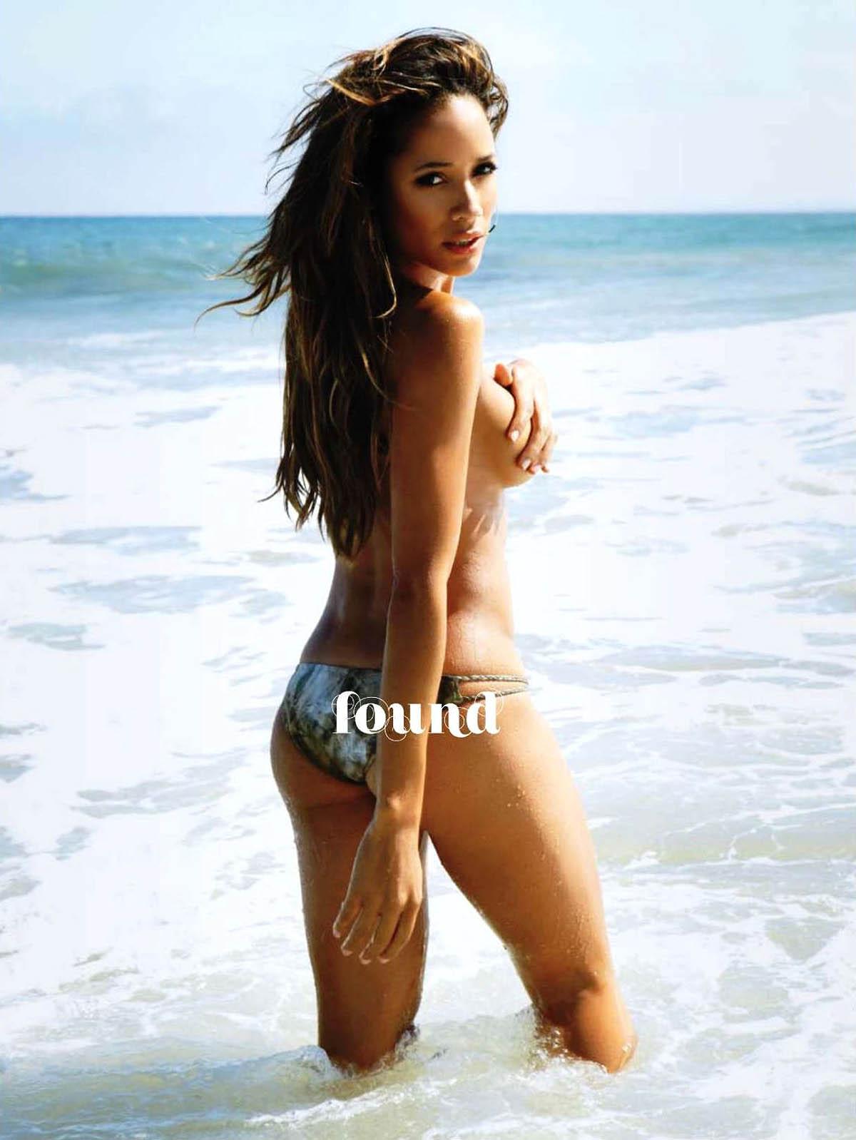 Something Dania ramirez bikini agree