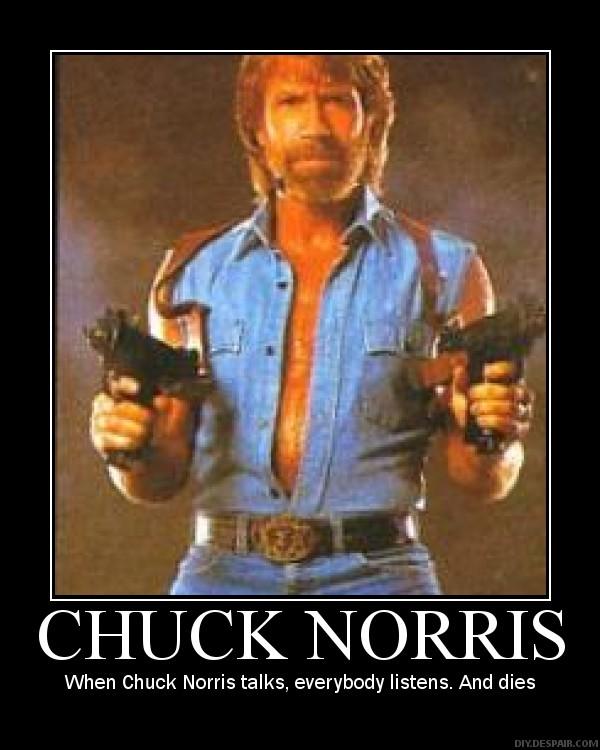 Chuck Norris Turns 70