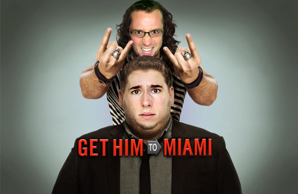 Get Simon to Miami