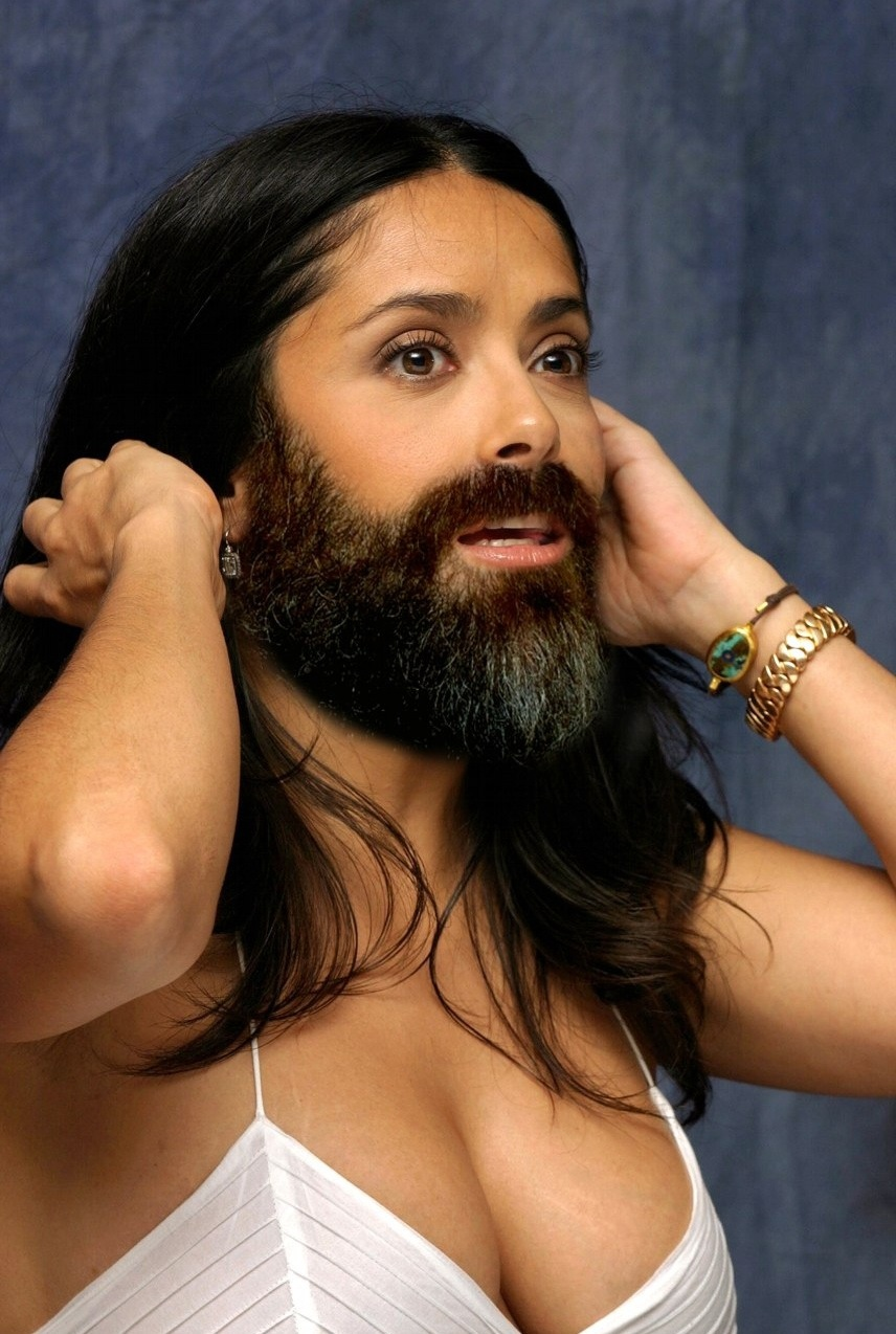 New Female facial hair pictures amusing opinion