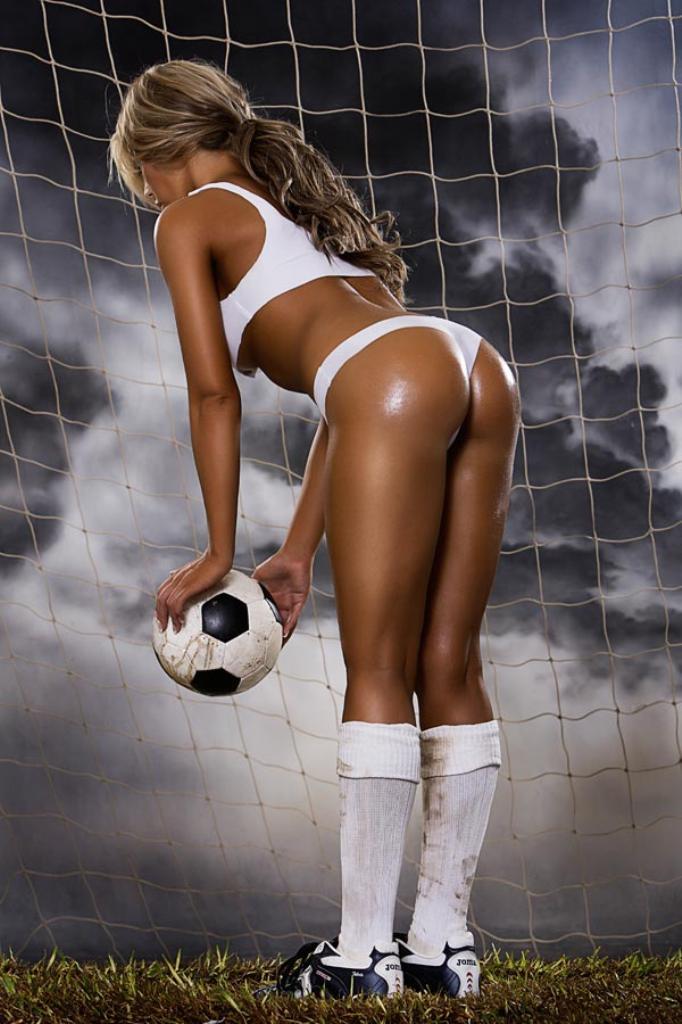 Сексуальные фудболистки