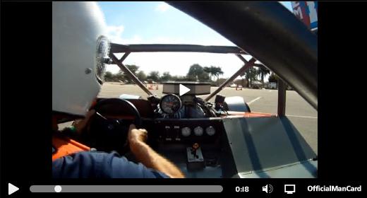Danny Autocross Video Picture