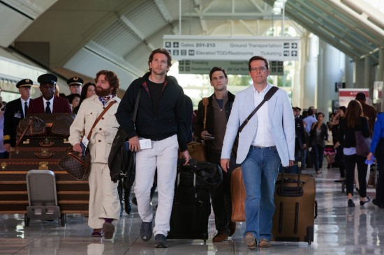 The Hangover Two Cast
