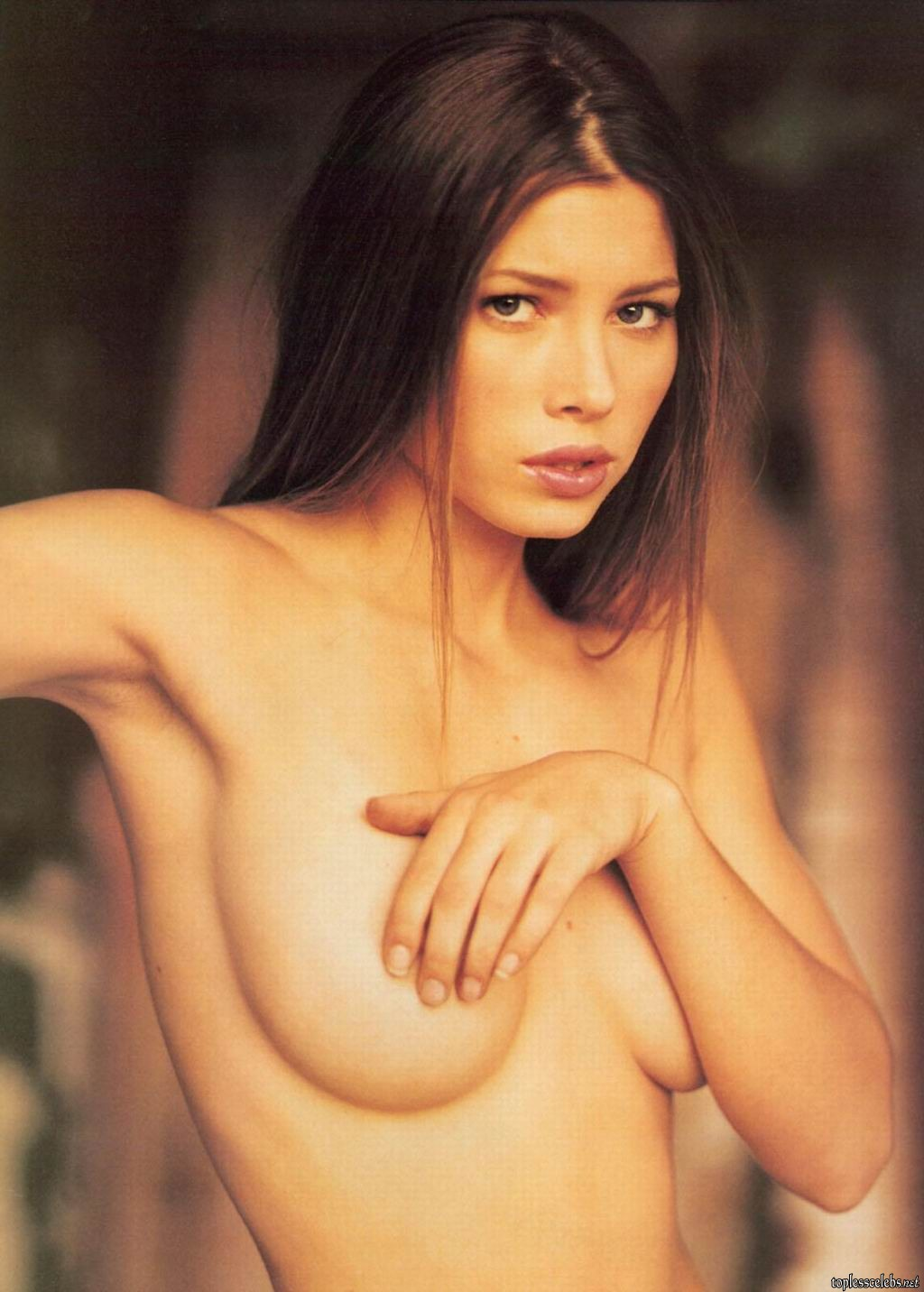 Have Jessica biel sex powder blue nude information true