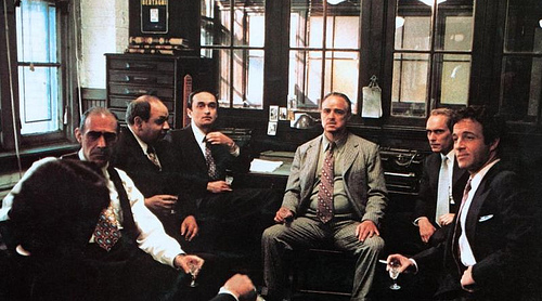 The Corleone Family The Godfather