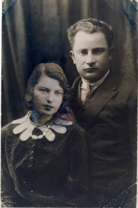 Old Picture of your Grandparents