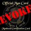 Man Card, Revoked